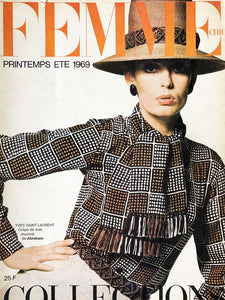 Archived - Femme Chic Collections Spring/Summer 1969
