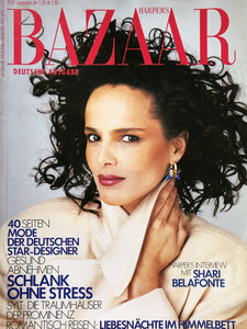 Archived - Harper's BAZAAR Germany September 1987