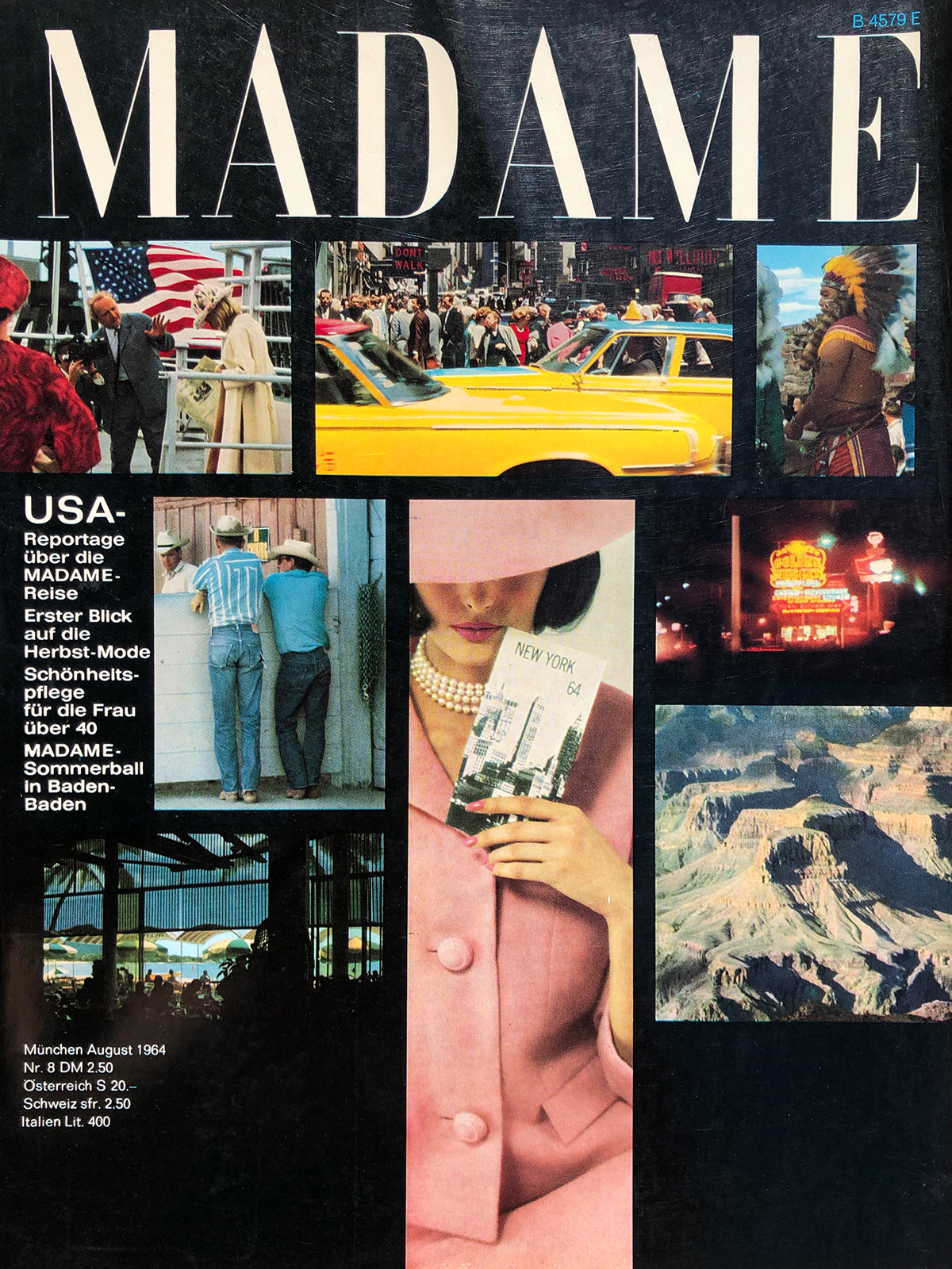 Archived - Madame Germany August 1964