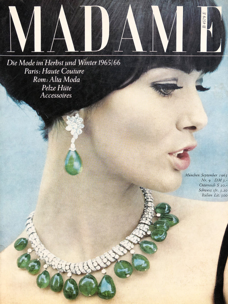 Archived - Madame Germany September 1965