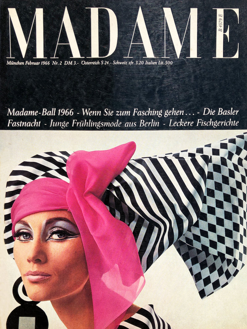 Archived - Madame Germany February 1966