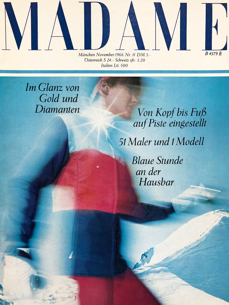 Archived - Madame Germany November 1966