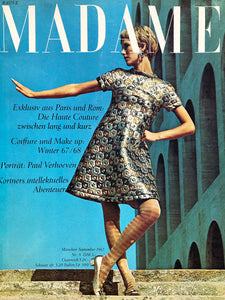 Archived - Madame Germany September 1967