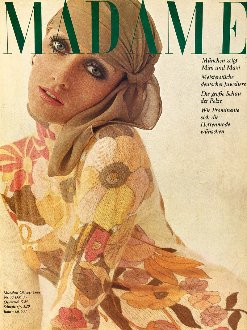 Archived - Madame Germany October 1968