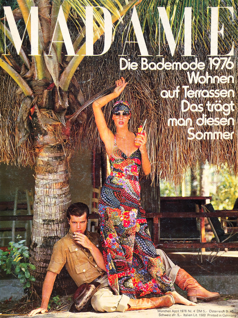 Archived - Madame Germany April 1976