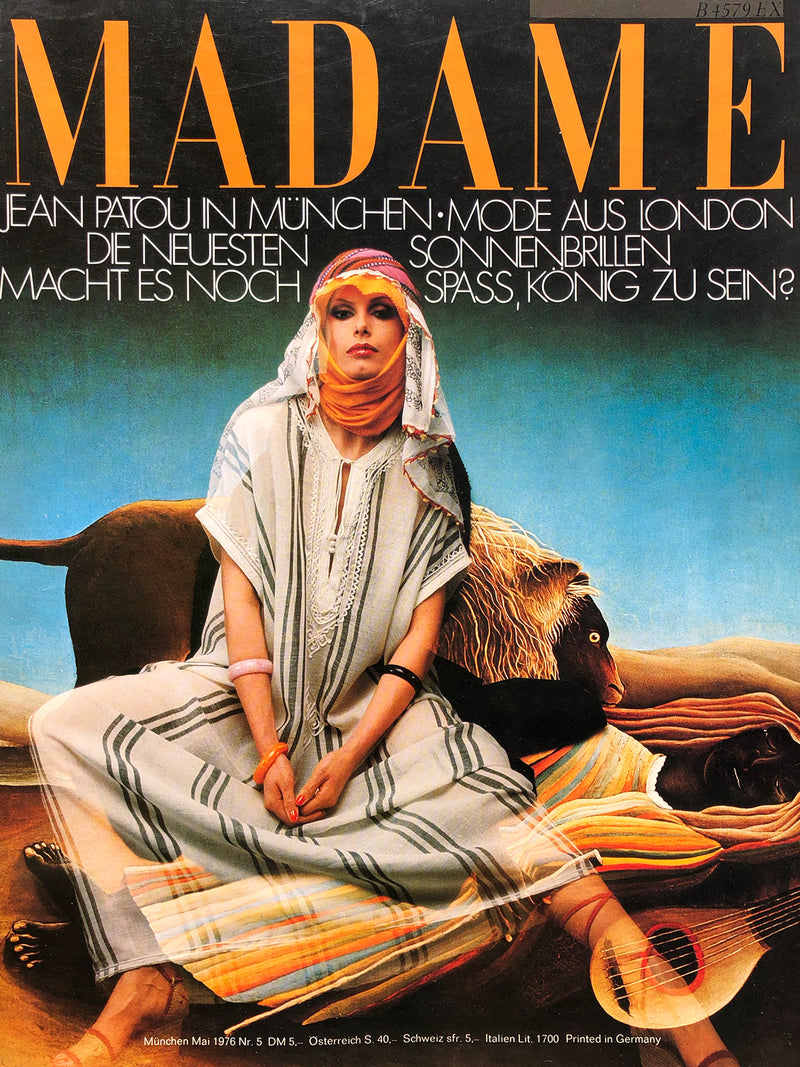 Archived - Madame Germany May 1976