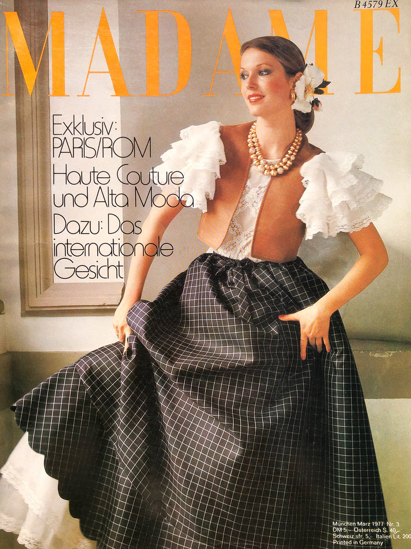 Archived - Madame Germany March 1977