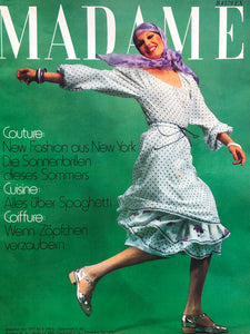 Archived - Madame Germany May 1977