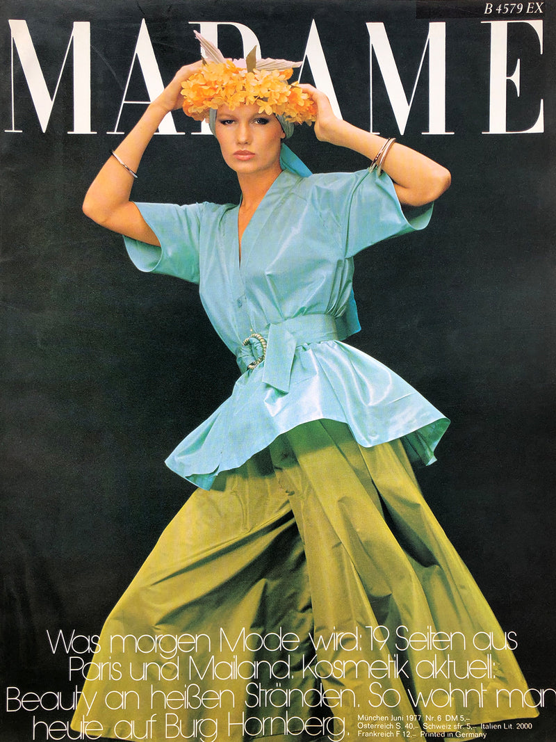 Madame Germany June 1977