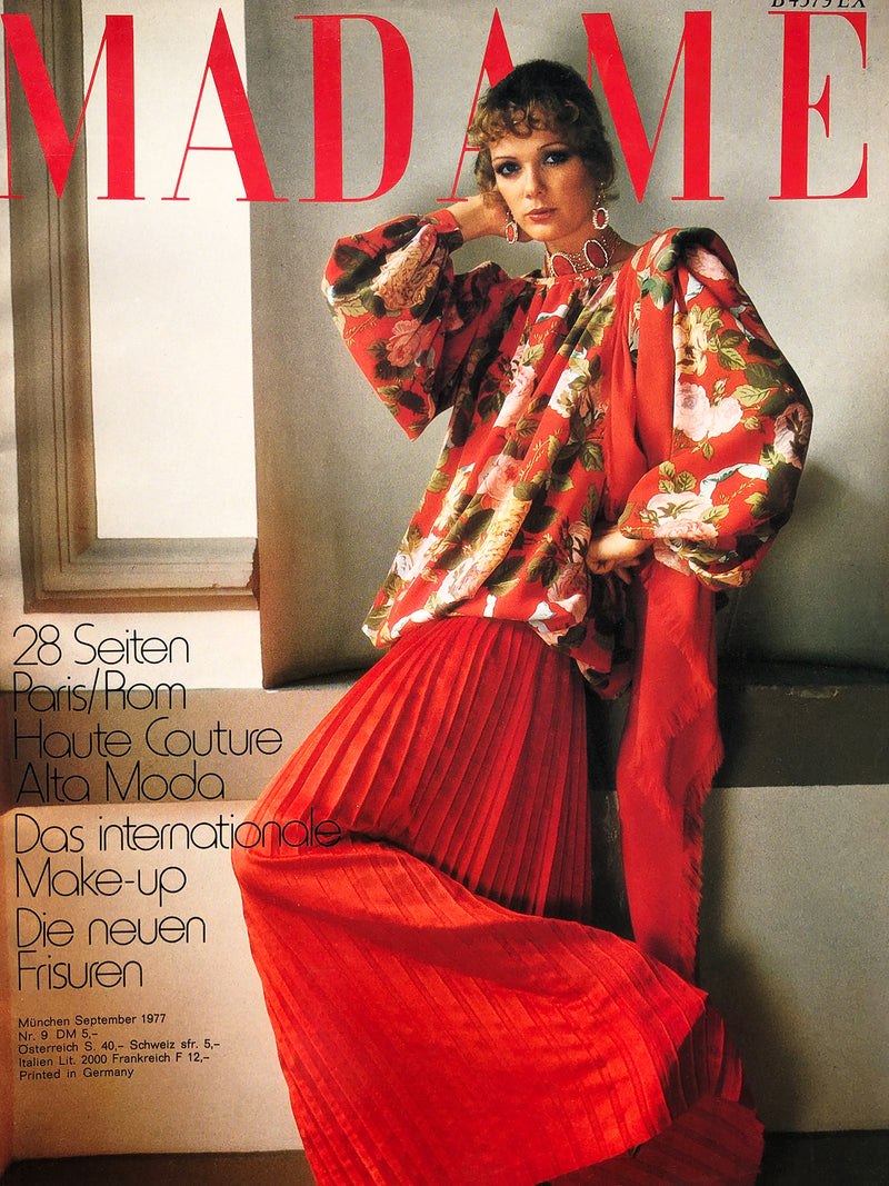Madame Germany September 1977