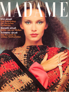 Archived - Madame Germany October 1977
