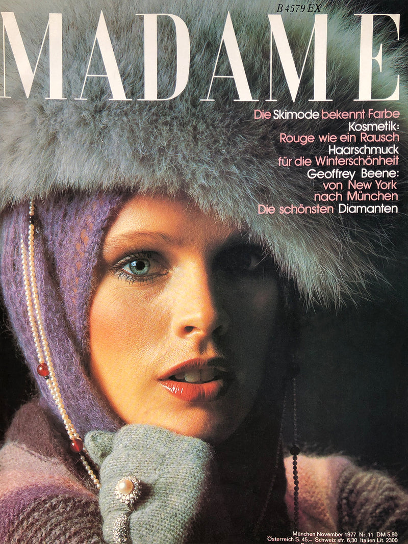Archived - Madame Germany November 1977