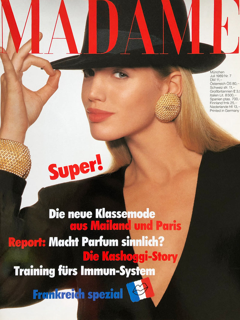 Archived - MADAME Germany July 1989