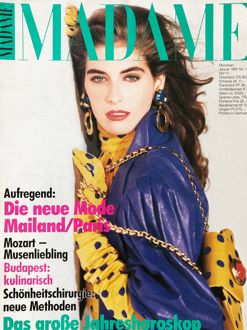 Archived - MADAME Germany January 1991