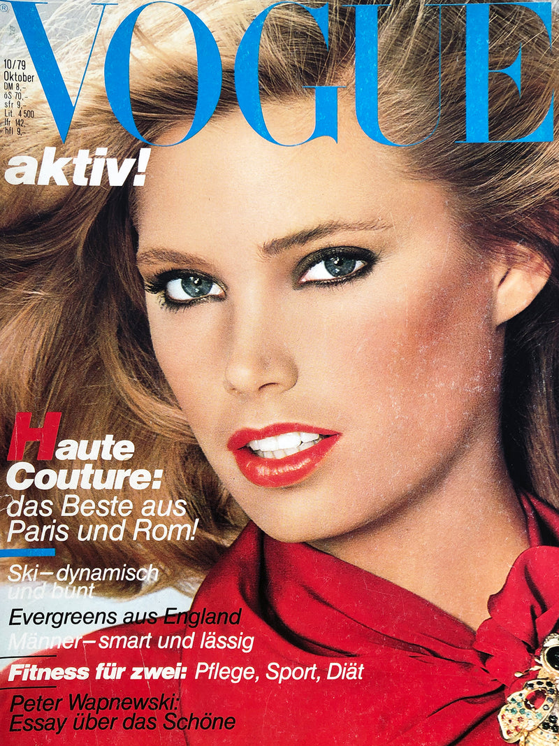 Archived - VOGUE Germany October 1979