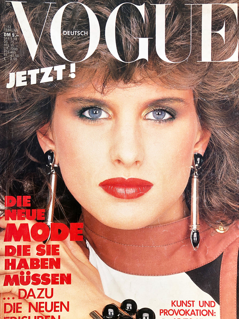 Archived - VOGUE Germany February 1983