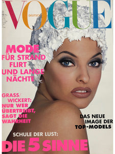 Archived --- VOGUE Germany May 1992