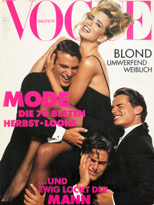Archived - VOGUE Germany August 1991