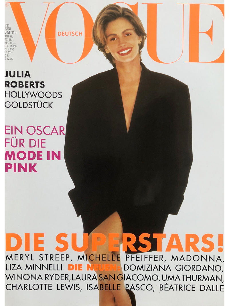 Archived - VOGUE Germany June 1991