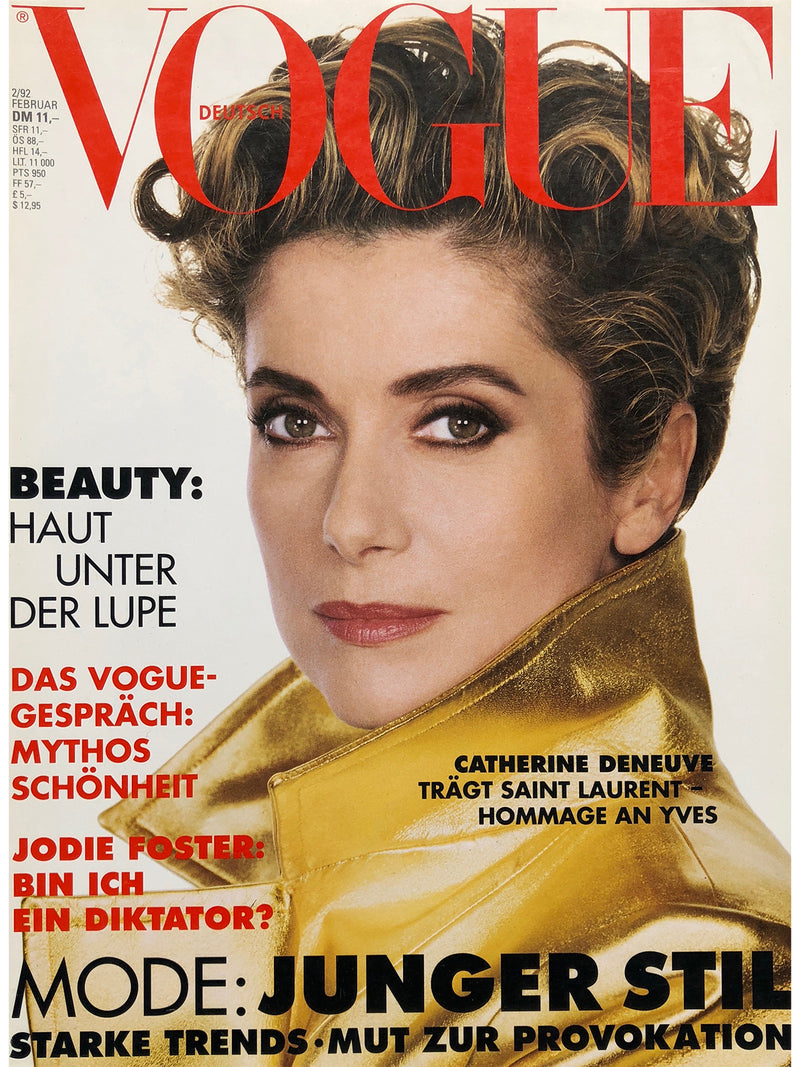 Archived - VOGUE Germany February 1992
