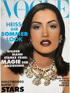 Archived --- VOGUE Germany June 1992
