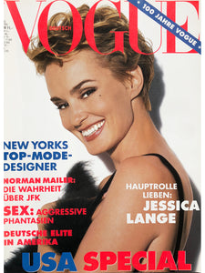 Archived - VOGUE Germany April 1992