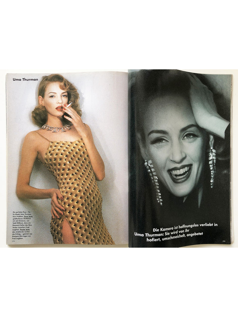 Sold - VOGUE Germany August 1992