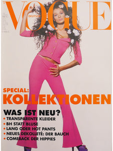 Archived - VOGUE Germany January 1993