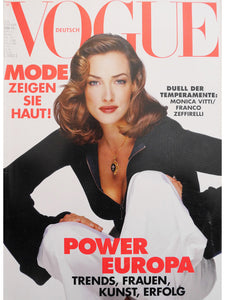 Archived - VOGUE Germany February 1993