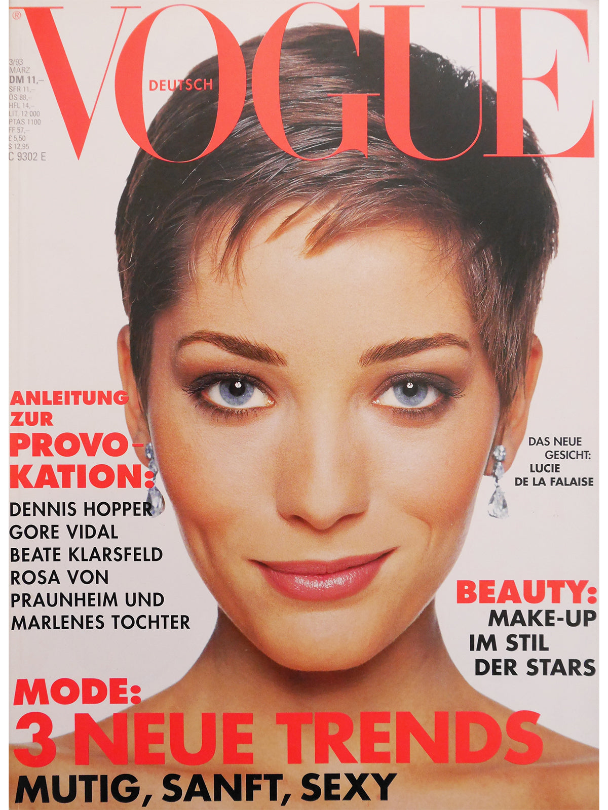 Archived - VOGUE Germany March 1993