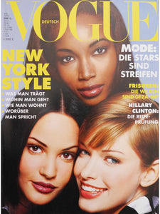Archived - VOGUE Germany April 1993