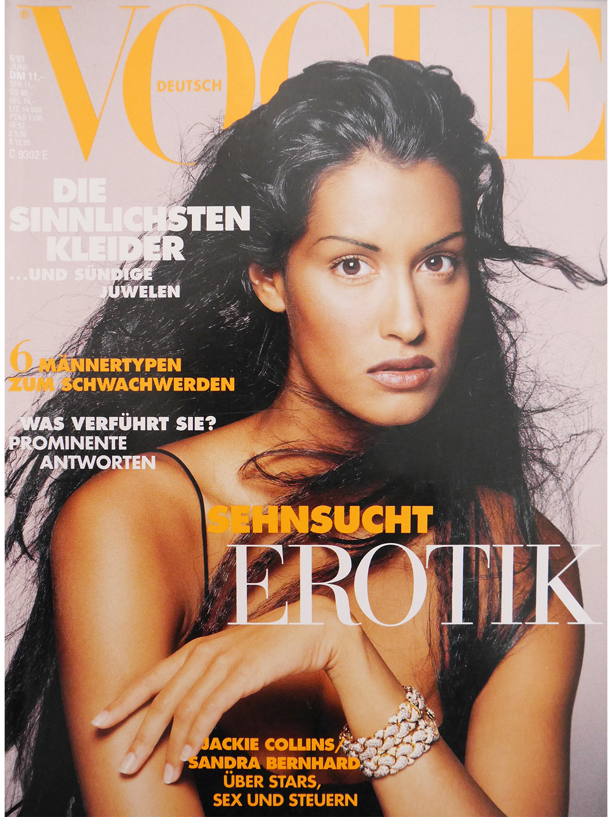 Archived - VOGUE Germany June 1993