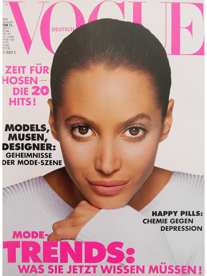 Archived - VOGUE Germany August 1993