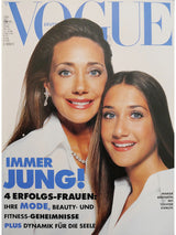 Archived - VOGUE Germany October 1993