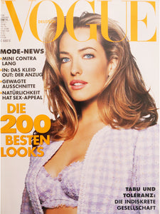 Archived - VOGUE Germany January 1994