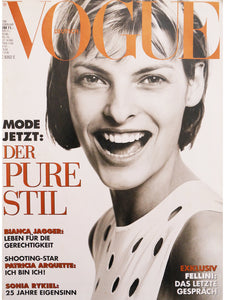 Archived - VOGUE Germany February 1994
