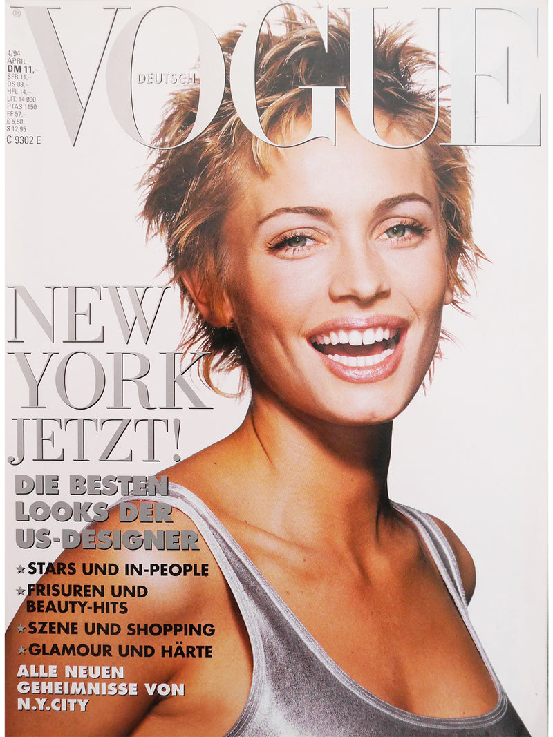 Archived - VOGUE Germany April 1994