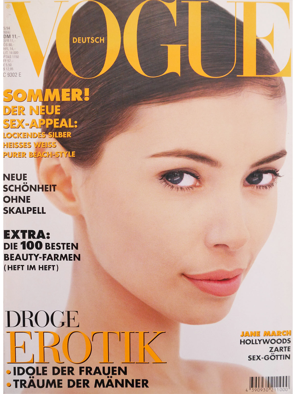 Archived - VOGUE Germany May 1994