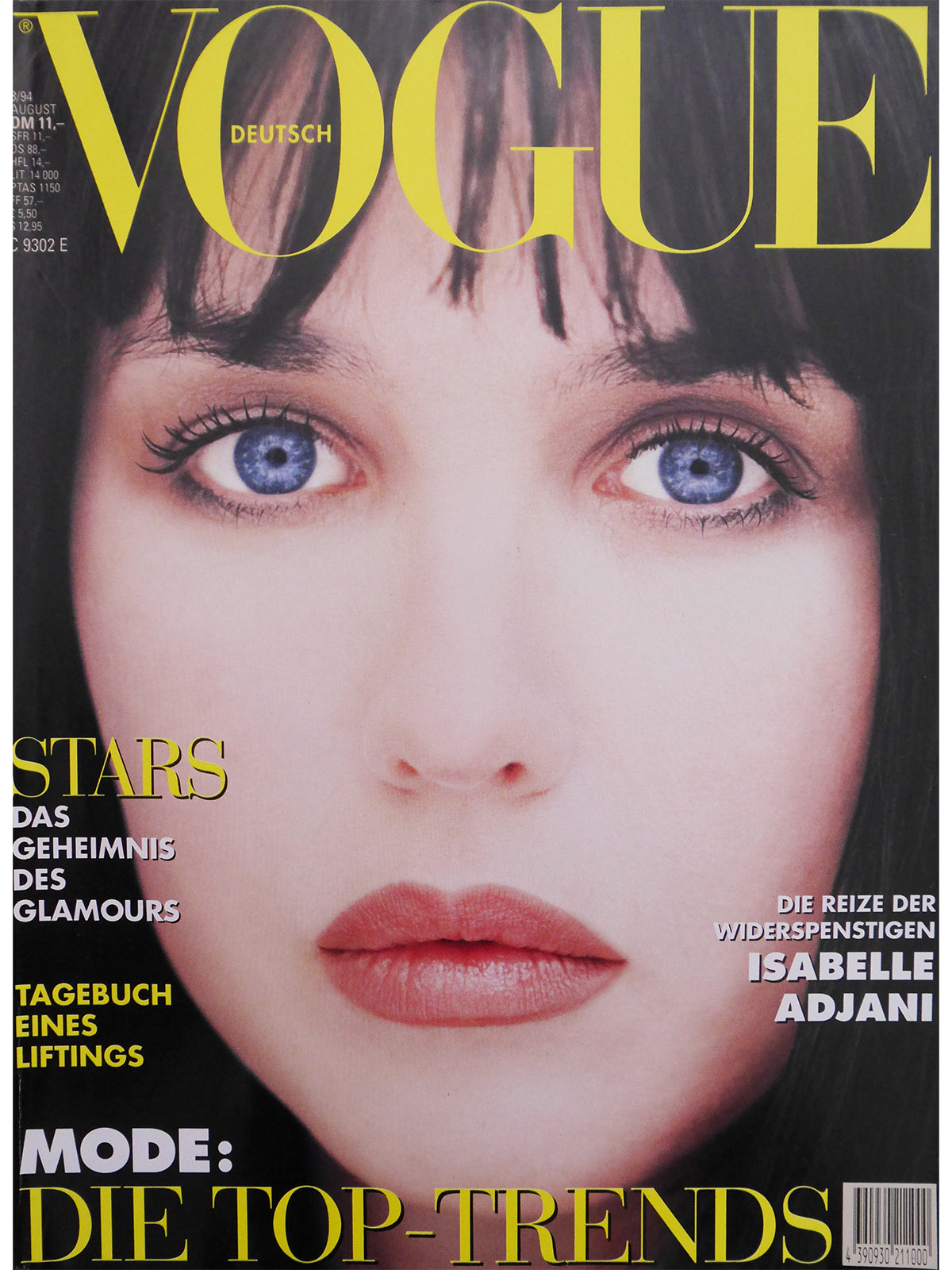 Archived - VOGUE Germany August 1994