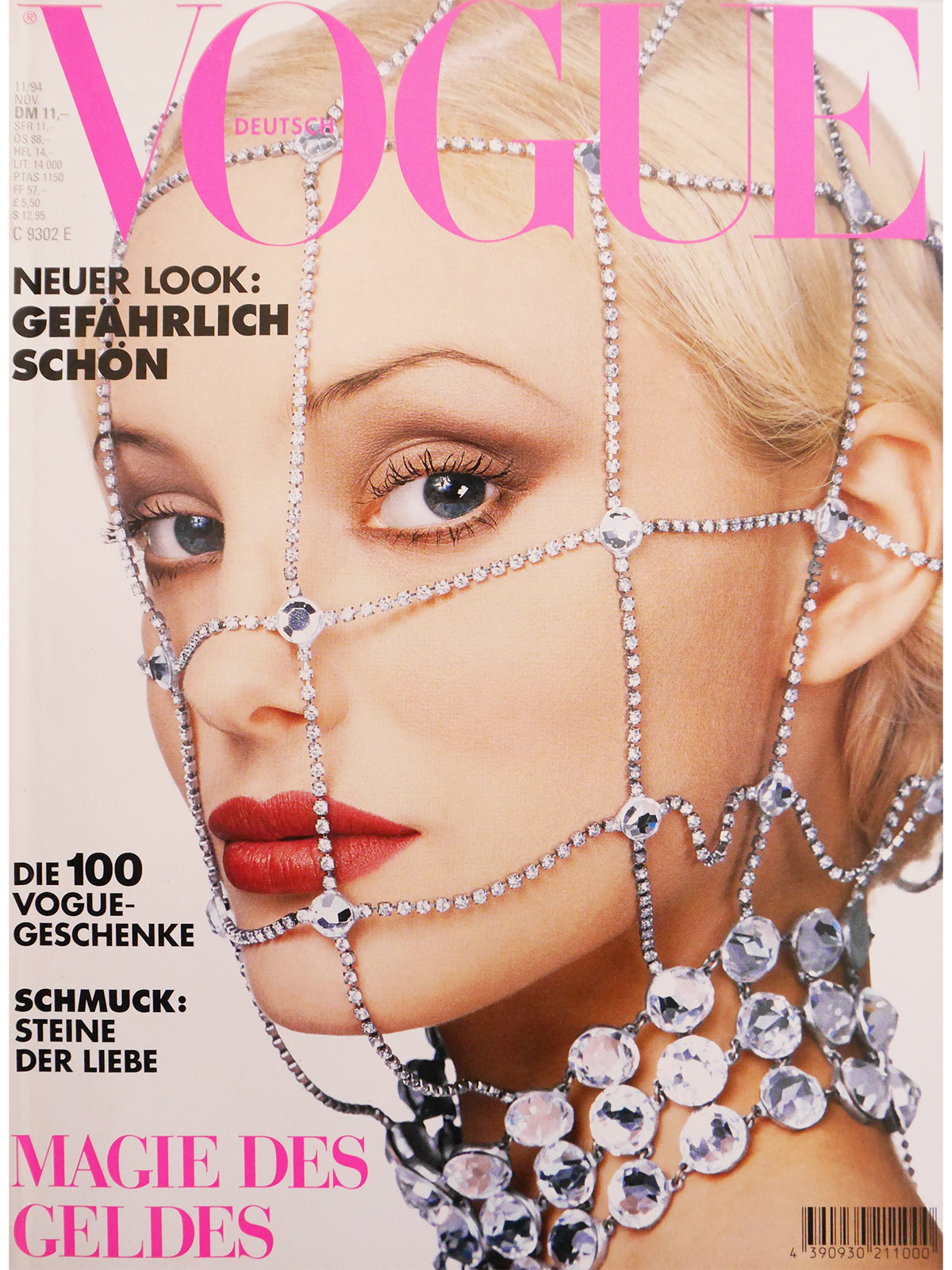 Archived - VOGUE Germany November 1994