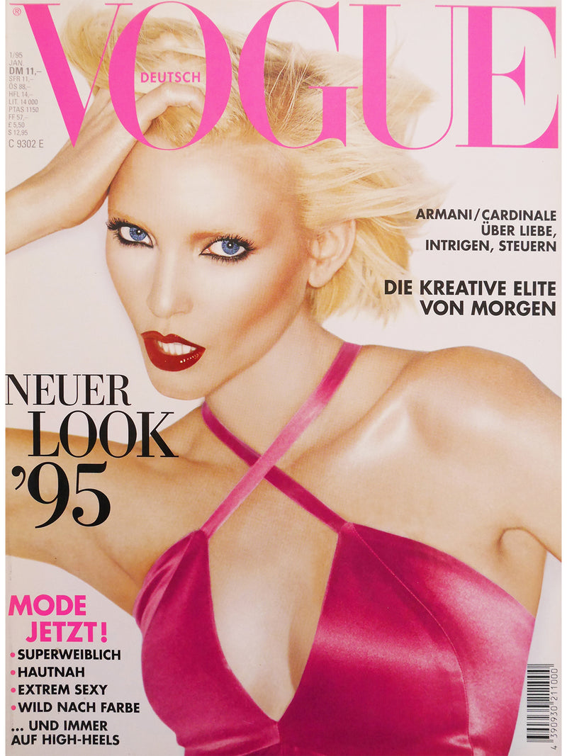 Archived - VOGUE Germany January 1995