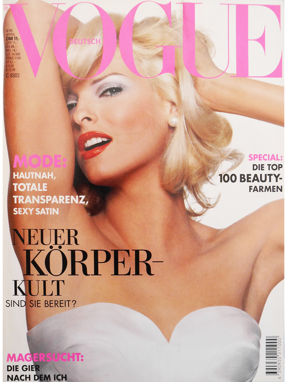 Archived - VOGUE Germany April 1995