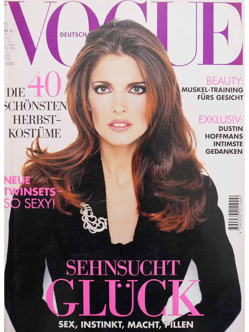 Archived - VOGUE Germany September 1995