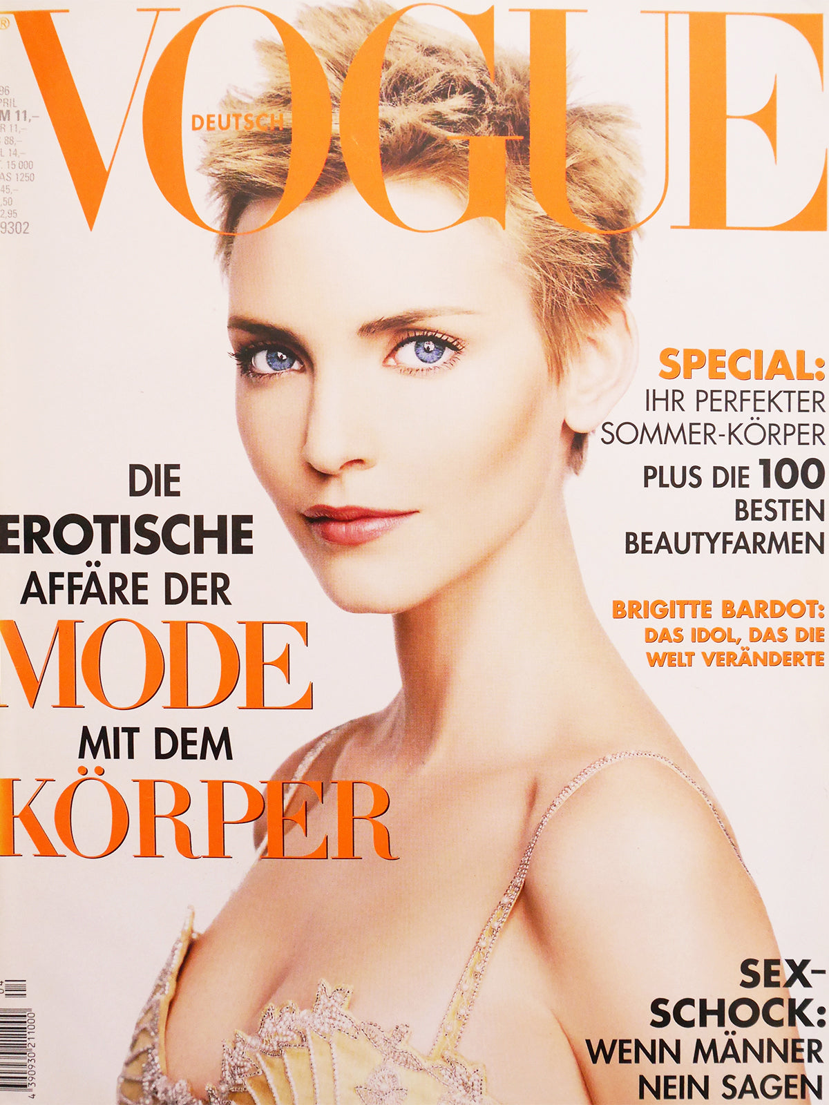 Archived - VOGUE Germany April 1996