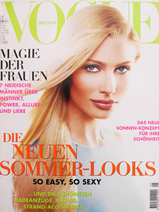 Archived - VOGUE Germany May 1996