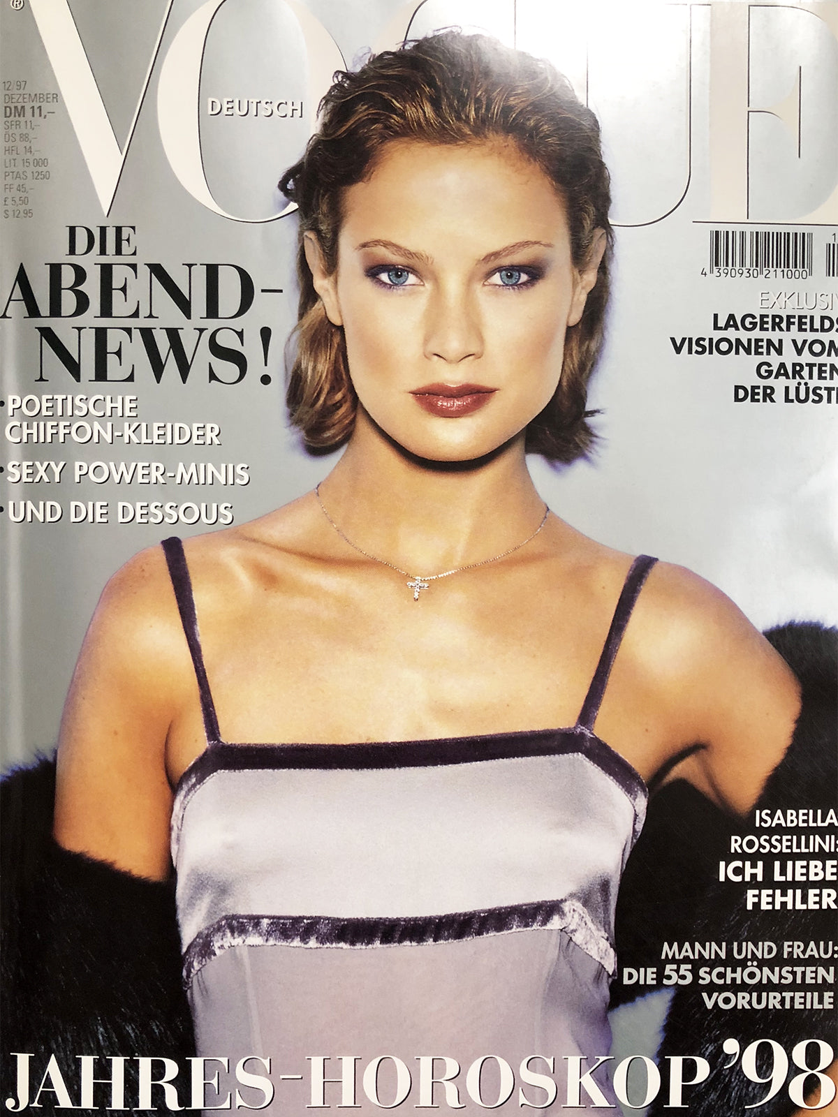 Archived - VOGUE Germany December 1997