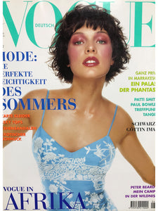 Archived - VOGUE Germany June 1997