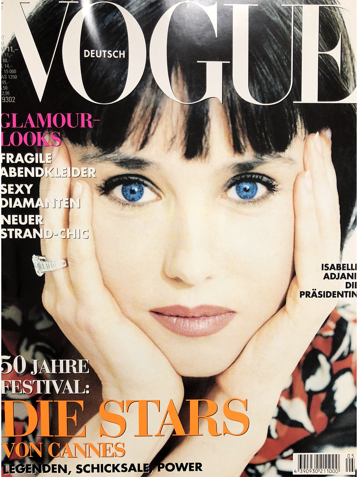 Archived - VOGUE Germany May 1997