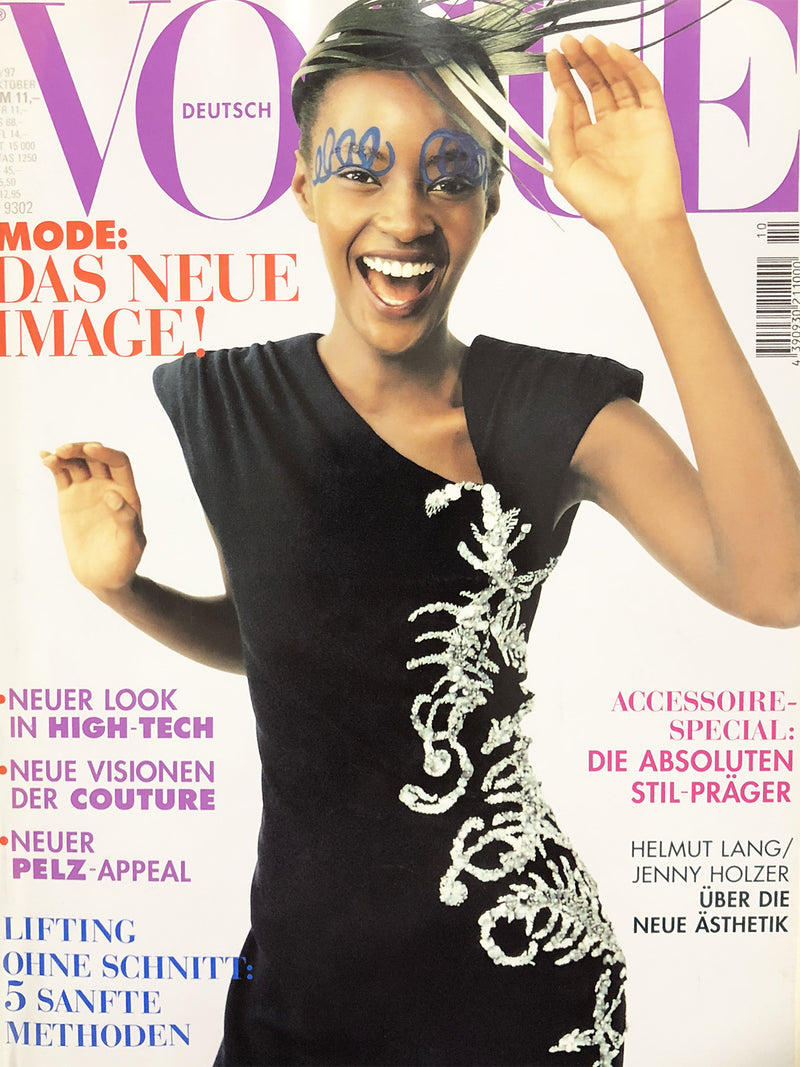 Archived - VOGUE Germany October 1997