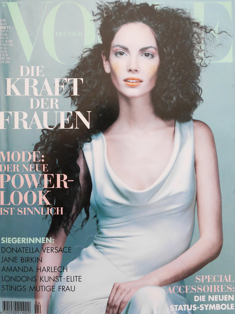 VOGUE Germany April 1998